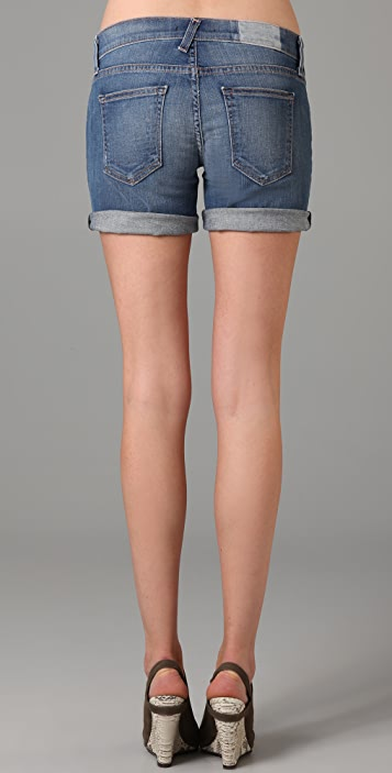 TEXTILE Elizabeth and James Nell Shorts