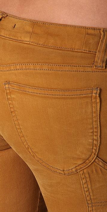 TEXTILE Elizabeth and James Crosby Carpenter Jeans