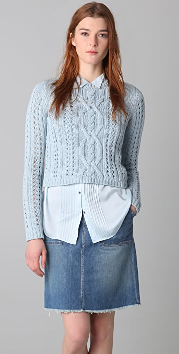 TEXTILE Elizabeth and James Clemence Sweater
