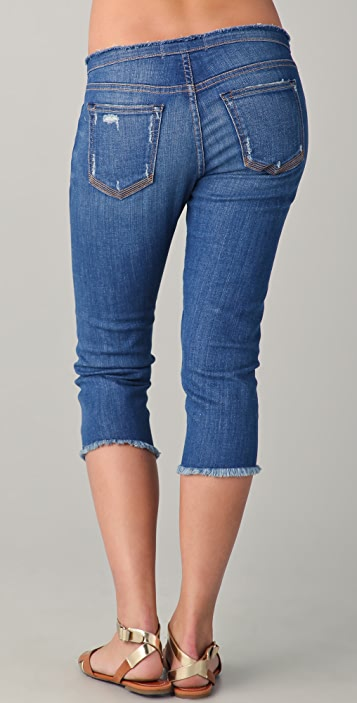 TEXTILE Elizabeth and James Cassidy Crop Jeans