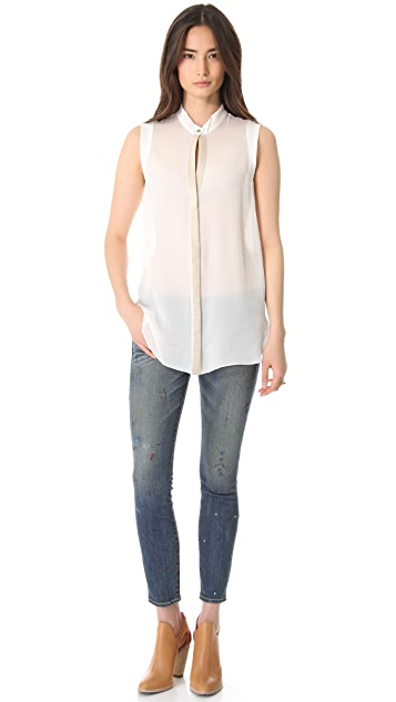 TEXTILE Elizabeth and James Ozzy Skinny Jeans
