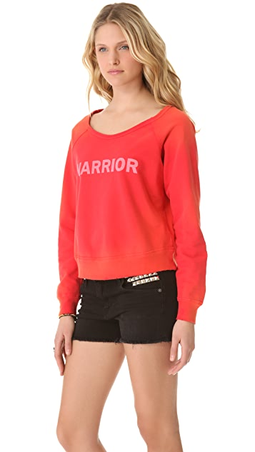 TEXTILE Elizabeth and James Warrior Sweatshirt