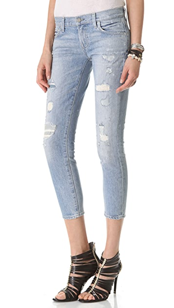 TEXTILE Elizabeth and James Ozzy Jeans