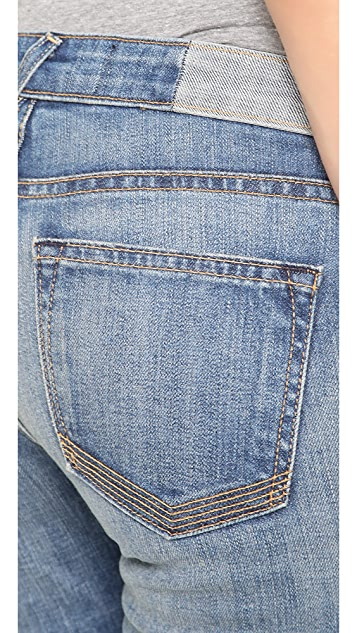 TEXTILE Elizabeth and James Kate Pencil Straight Leg Jeans