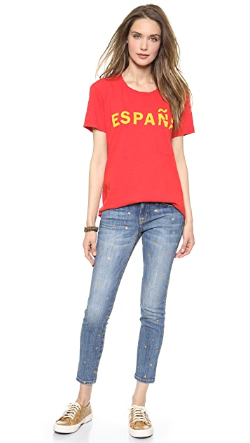 TEXTILE Elizabeth and James Espana Bowery Tee