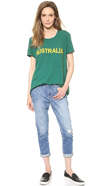 TEXTILE Elizabeth and James Australia Bowery Tee
