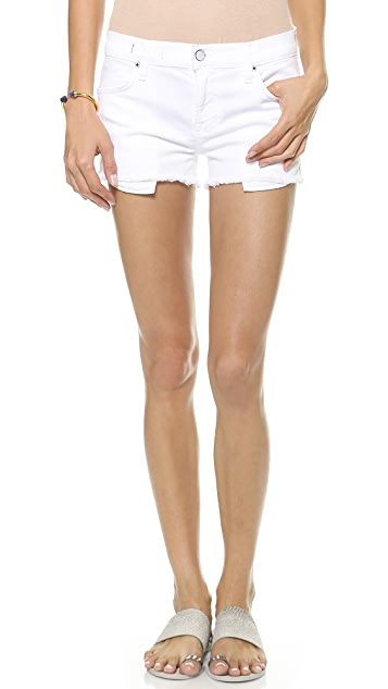 TEXTILE Elizabeth and James Cutoff Shorts