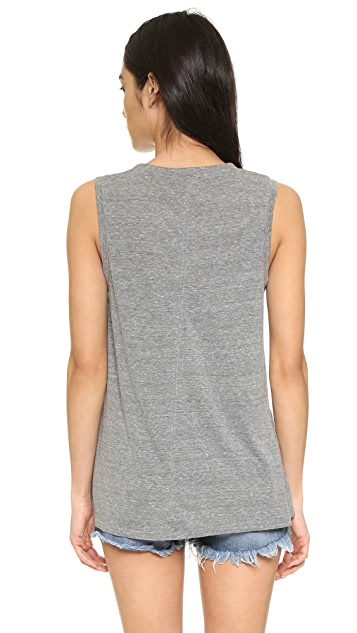 TEXTILE Elizabeth and James Happy Dean Tank