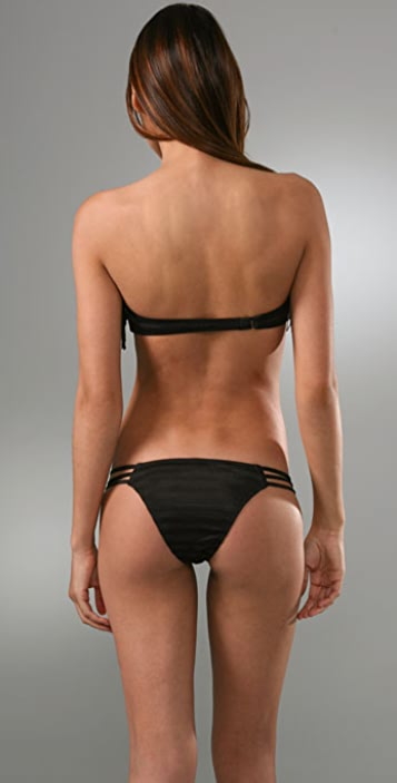Tyler Rose Swimwear You Shook Me Aztec Bikini Top