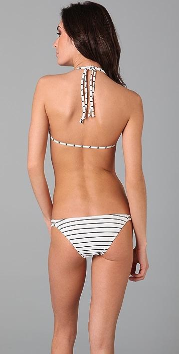 Tyler Rose Swimwear Livin' on the Edge Bikini Top