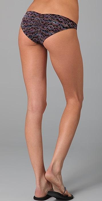 Tyler Rose Swimwear Listen to the Rock Bikini Bottoms