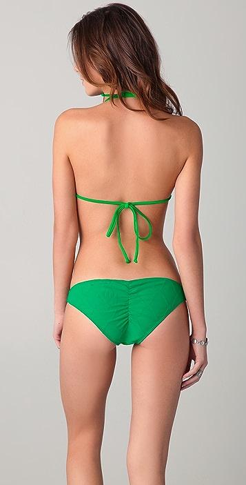 Tyler Rose Swimwear Poison Ivy Bikini Top