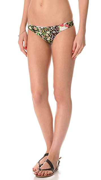Tyler Rose Swimwear Jane Reversible Bikini Bottoms