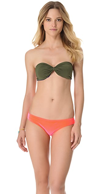 Tyler Rose Swimwear You Like Me Reversible Bikini Top
