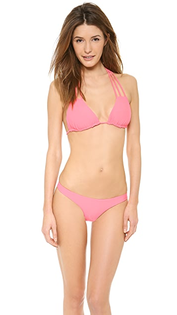 Tyler Rose Swimwear Dallas Triangle Bikini Top