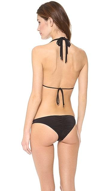 Tyler Rose Swimwear Trey Triangle Bikini Top
