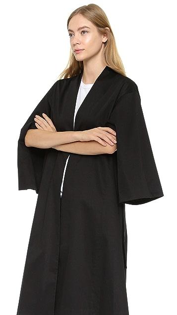 TY-LR The Elusory Coat Dress