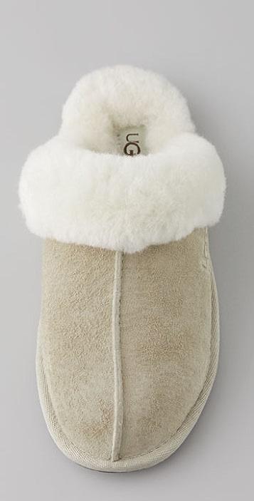 UGG Australia Scuffette Shearling Slippers
