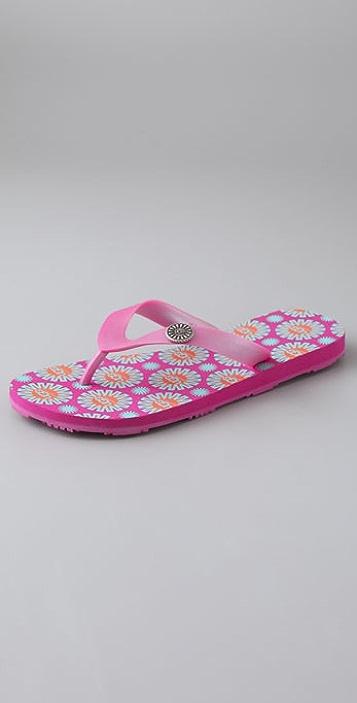 90dd5645db1 Flare Flip Flops