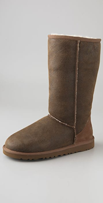 UGG Australia Classic Tall Bomber Boots ...