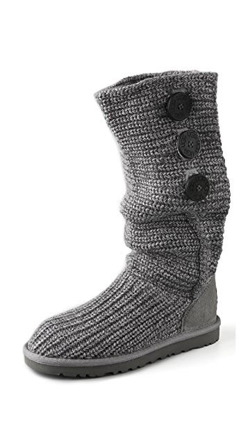 UGG Australia Classic Cardy Boots