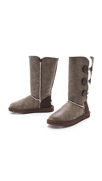 UGG Australia Bailey Button Triplet Boots