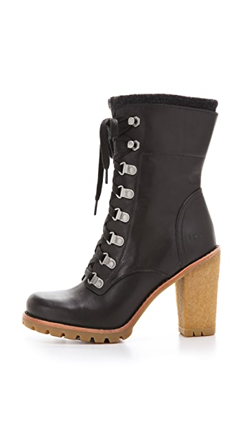 UGG Australia Fabrice Lace Up Boots
