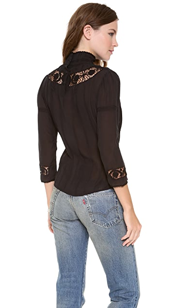 Ulla Johnson Alice Blouse