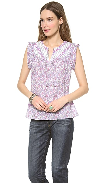 Ulla Johnson Algiers Blouse