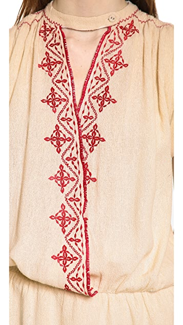 Ulla Johnson Swan Dress