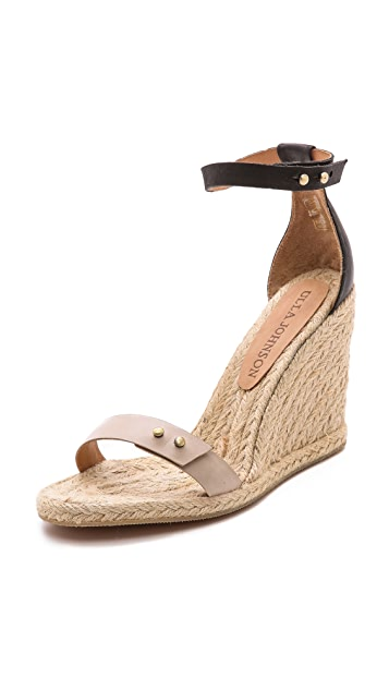 Ulla Johnson Yasmina Espadrille Wedge Sandals
