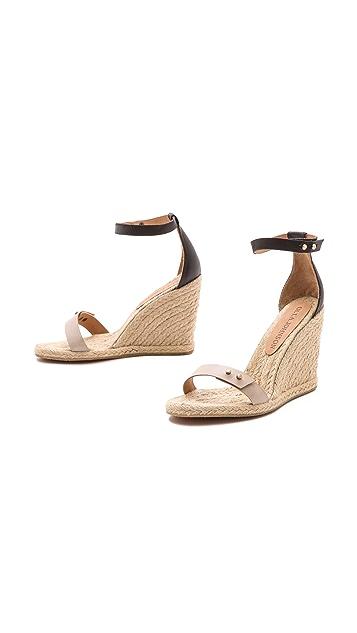 Ulla Johnson Yasmina Espadrille Wedge Sandals