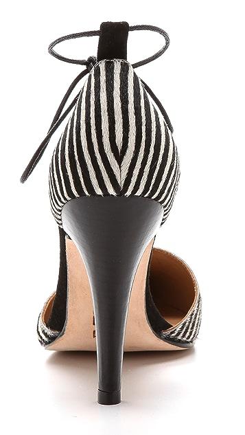 Ulla Johnson Kiki Haircalf d'Orsay Heels
