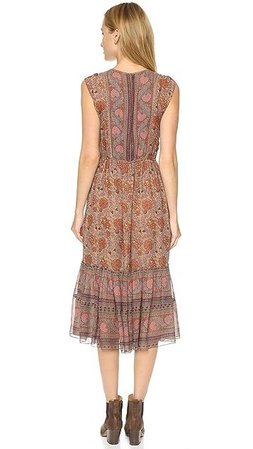 Ulla Johnson Ora Silk Dress