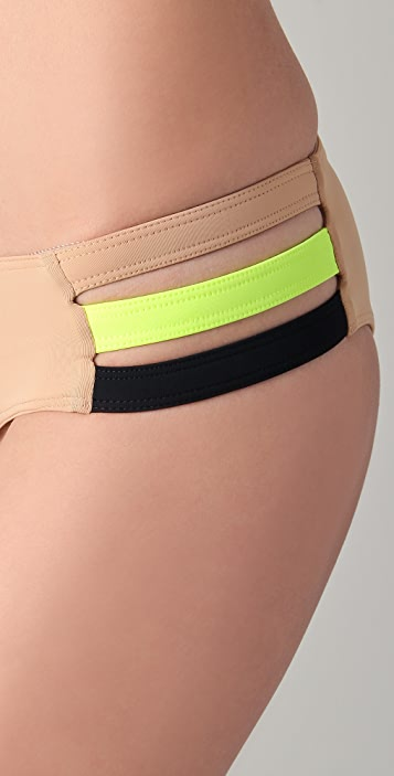 Undrest Rio Caged Bikini Bottoms