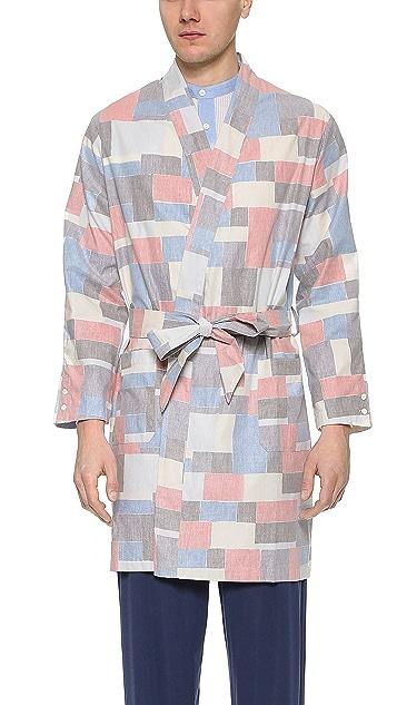 Under Cornelius Kimono