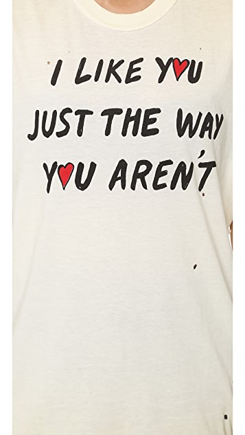 UNIF I Like You Just The Way You Aren't Tank