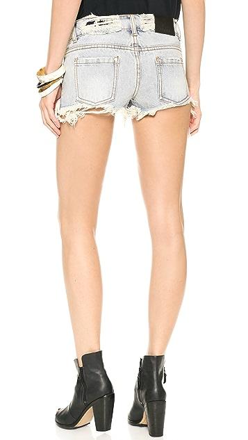 UNIF Hazey Dukes Shorts