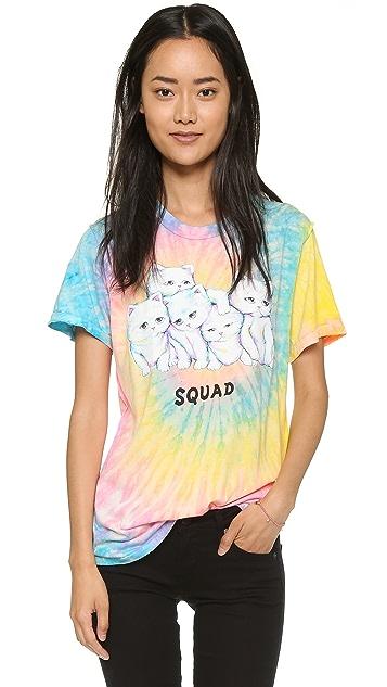 UNIF Squad Tie Dye T-Shirt