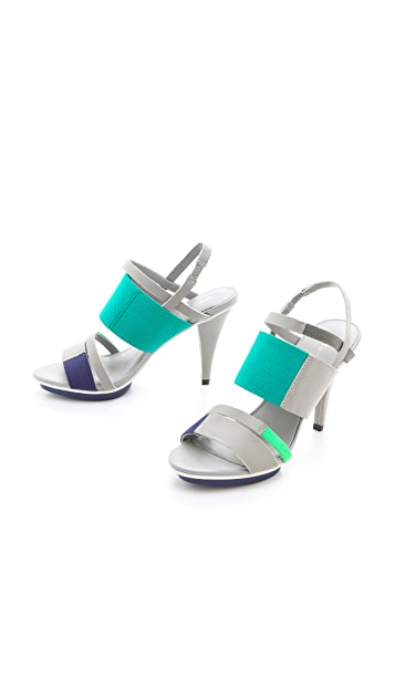 United Nude Equalizer Hi Heel Sandals
