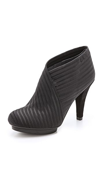 United Nude Fold Deluxe Hi Booties