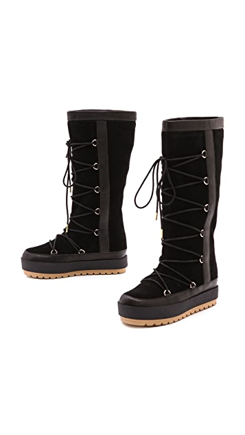 United Nude Polar Lace Up Boots