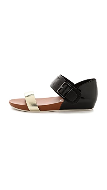 United Nude Apollo Low Flat Sandals