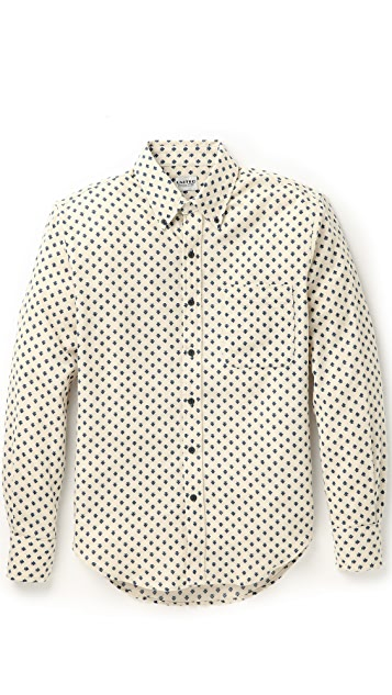 United Stock Dry Goods Plain Weave Sport Shirt