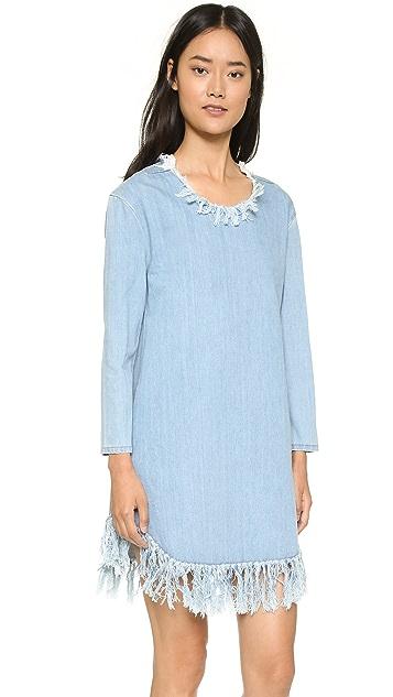Vale Grassy Dress