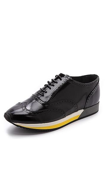 Viktor & Rolf Wingtip Sneakers