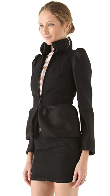 VIKTOR & ROLF Gazar Peplum Jacket
