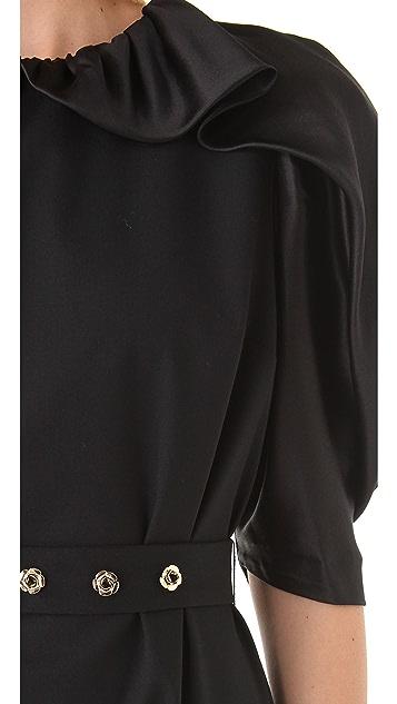 VIKTOR & ROLF Belted Dress