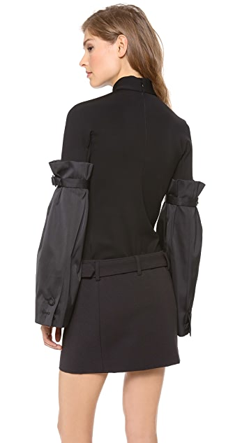 VIKTOR & ROLF Long Sleeve Blouse