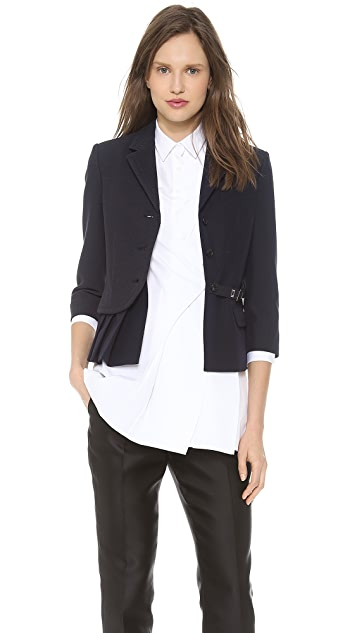 VIKTOR & ROLF Pleated Blazer